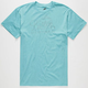 BURTON Mountain Script Mens T-Shirt
