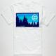 CALI'S FINEST Aurora Borealis Mens T-Shirt