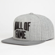 HALL OF FAME City 3M Mens Snapback Hat