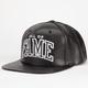 HALL OF FAME Arc Mens Snapback Hat