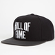 HALL OF FAME City 3M Mens Snapback Hat