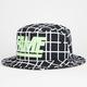 HALL OF FAME Block Glow In The Dark Mens Bucket Hat