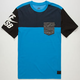 NIKE SB Blocked Out Dri-Fit Mens Pocket Tee