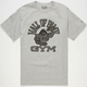 HALL OF FAME Gym Mens Reflective T-Shirt