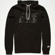 HALL OF FAME Fame Block Reflective Mens Hoodie