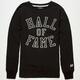 HALL OF FAME Harlem Mens Reflective Sweatshirt