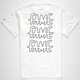 HALL OF FAME Fame Mens Pocket Tee