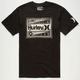 HURLEY Man Up Mens T-Shirt