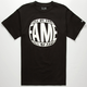 HALL OF FAME Crystal Vision Mens T-Shirt