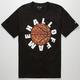 HALL OF FAME Pizza Ball Mens T-Shirt