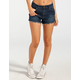 VOLCOM High & Waisted Womens Denim Shorts