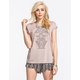 VOLCOM Turn N Burn Womens Tee