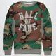 HALL OF FAME Harlem Core Mens Sweatshirt