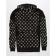 HALL OF FAME Tech 3M Dots Mens Reflective Hoodie