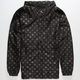 HALL OF FAME Tech 3M Dots Mens Reflective Fishtail Jacket