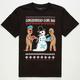 RIOT SOCIETY Bad Gingerbread Boys T-Shirt