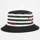 ASPHALT YACHT CLUB Nyjah Banded Mens Bucket Hat