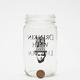 Be A Good One Lincoln Mason Jar
