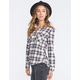 VANS Obsession Womens Flannel Shirt