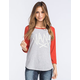 VANS Boney Womens Baseball Tee