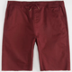 CRASH Mens Jogger Shorts