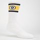 SECTOR 9 Vintage Yellow Mens Crew Socks