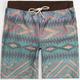 ELWOOD SVRF Tribal Stripe Mens Shorts