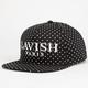 DOPE Lavish Mens Snapback Hat