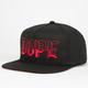 DOPE M.O.B. Mens Snapback Hat