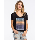 FULL TILT Young Wild Free Womens Tee
