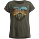 FULL TILT Road Trip Heart Girls Tee