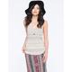 FULL TILT Marled Womens Sweater Cami