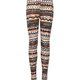 FULL TILT Abstract Print Girls Leggings