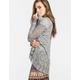 FULL TILT Open Knit Womens Cardigan