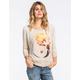 FULL TILT Daisy Yin Yang Womens Sweatshirt