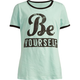 FULL TILT Be Yourself Girls Tee