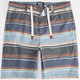 MOMENTUS Striped Mens Shorts