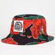 MILKCRATE ATHLETICS Hawaii Floral Mens Bucket Hat