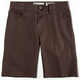 LRG Core Collection 5 Pocket Mens Shorts
