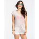 FULL TILT Palm Tree Womens Tee
