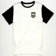 RVCA Plates Mens T-Shirt