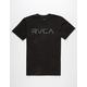 RVCA Patch Mens T-Shirt