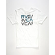 RVCA Stacked Mens T-Shirt