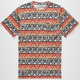 LRG Geo Print Mens Pocket Tee