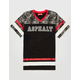 ASPHALT YACHT CLUB Acid Wash Mens T-Shirt