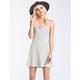 FULL TILT Ribbed Dress