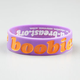 KEEP A BREAST I Love Boobies Bracelet