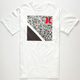 HURLEY Force Rubix Mens T-Shirt