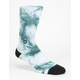 STANCE Burnout Mens Athletic Crew Socks