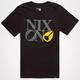NIXON Philly Mens T-Shirt